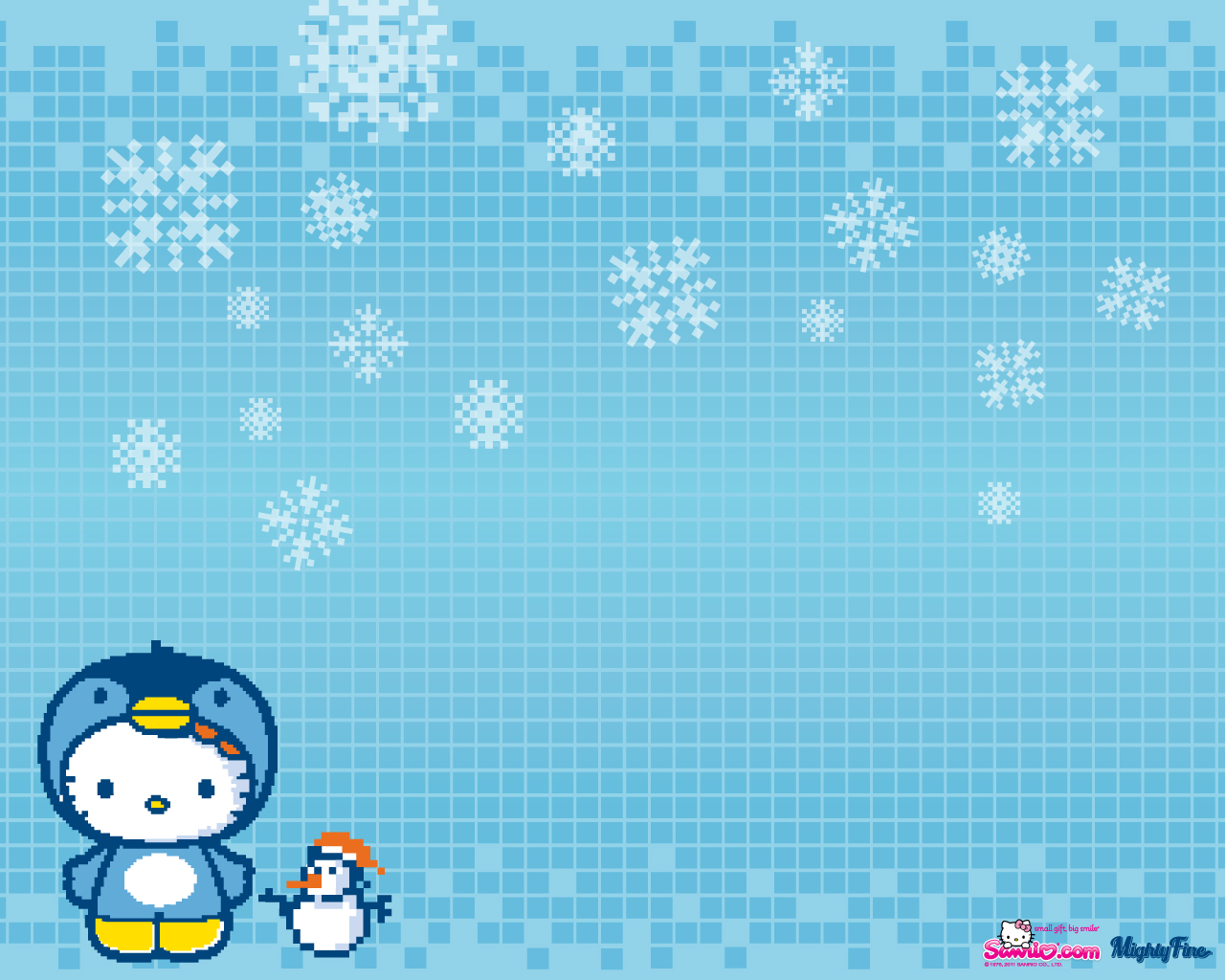 New Sanrio And Mighty Fine Hello Kitty Wallpapers