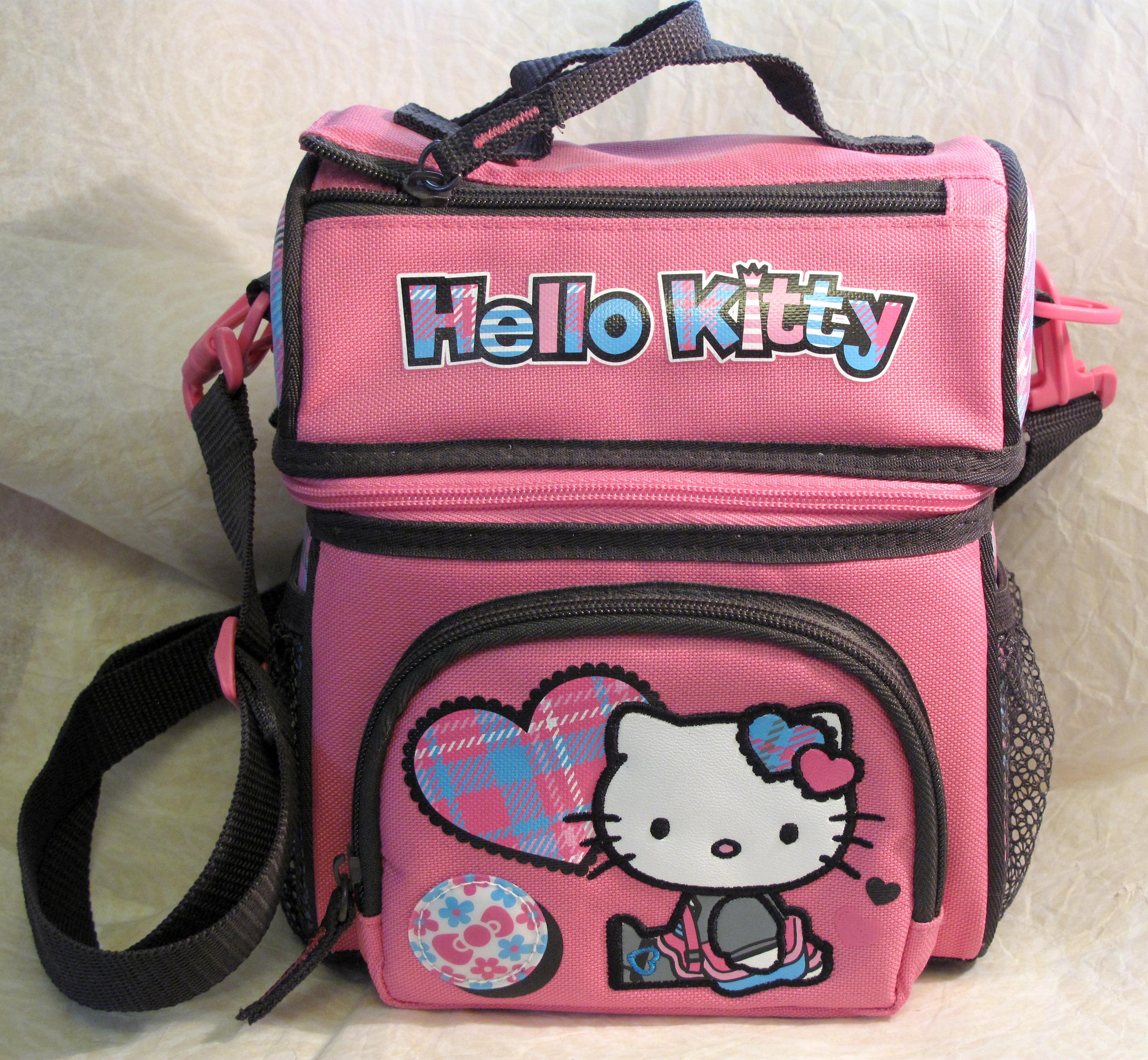 Reusable - Hello kitty hello ...