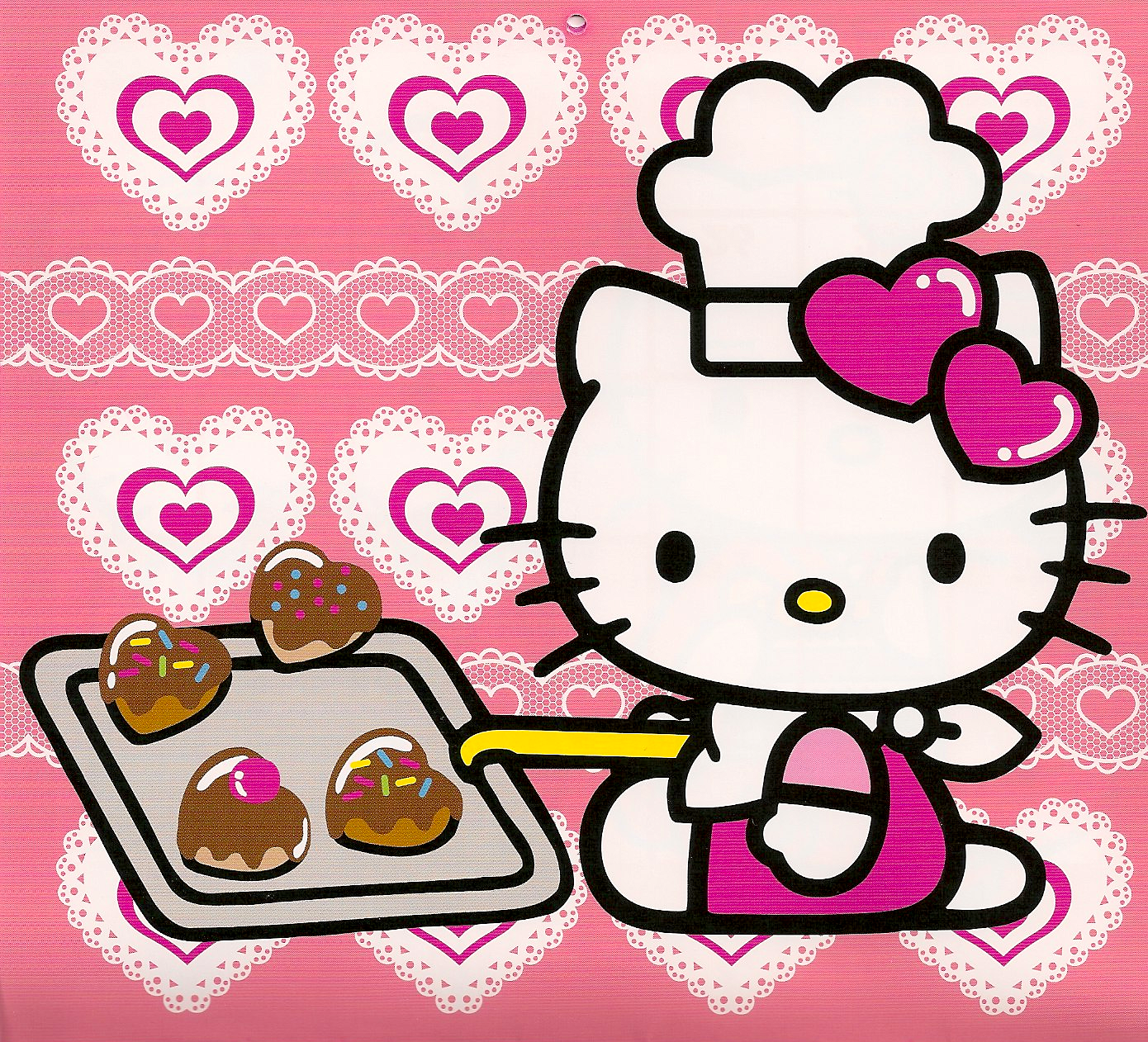Popular Wallpaper Hello Kitty Cupcake - hkfeb  Perfect Image Reference_9333.png
